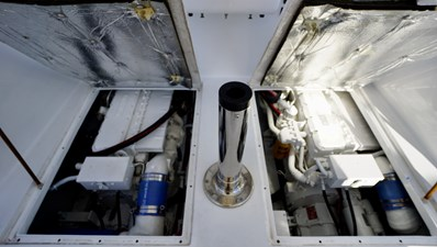 Munequita 20 Engine Access