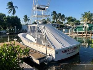 Munequita 35 At Dock