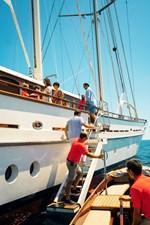 Starboard Boarding
