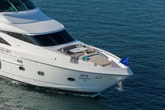 Horizon E75 (New Boat Spec)  1 Exterior