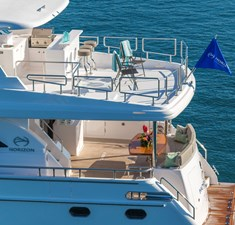 Horizon E75 (New Boat Spec)  3 Exterior