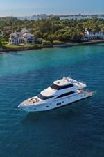 Horizon E75 (New Boat Spec)  4 Exterior