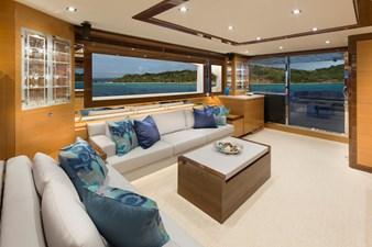 Horizon E75 (New Boat Spec)  10 Salon