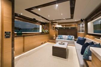 Horizon E75 (New Boat Spec)  11 Salon