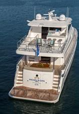 Horizon E75 (New Boat Spec)  31 Exterior