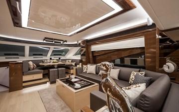 Horizon E75 (New Boat Spec)  39 Salon