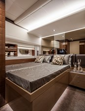Twin Guest Stateroom (beds slid together)