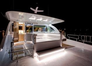 Horizon E75 (New Boat Spec)  52 Boat Deck