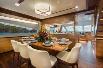 E90 (New Boat Spec)  12 Formal Dining