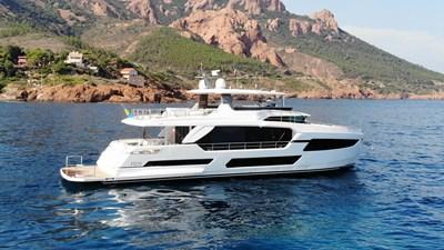 FD75 (New Boat Spec)  0 Exterior FD75