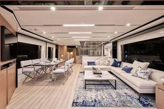 FD75 (New Boat Spec)  10 Salon (Formal Dining)