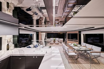 FD75 (New Boat Spec)  12 Galley