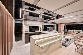 FD75 (New Boat Spec)  13 Galley