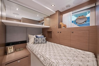 FD75 (New Boat Spec)  21 Single Guest Stateroom