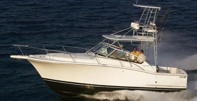 1_Listing for 2007 34' Luhrs 31 Open