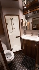 2020 Viking 80 Convertible - Miss Victoria - Guest Stateroom Head