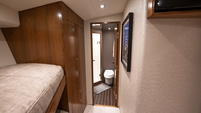 2020 Viking 80 Convertible - Miss Victoria - Twin Stateroom