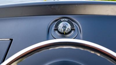 2020 Viking 80 Convertible - Miss Victoria - Tuna Tower Helm Compass