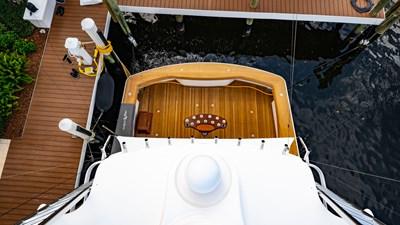 2020 Viking 80 Convertible - Miss Victoria - Tuna Tower Aerial view
