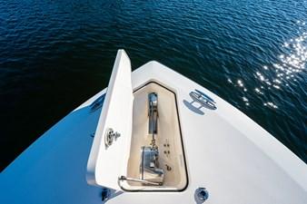Anchor Locker with Windlass