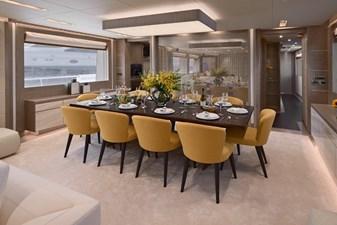 RP120 (New Boat Spec)  8 Formal Dining