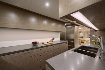 RP120 (New Boat Spec)  11 Galley