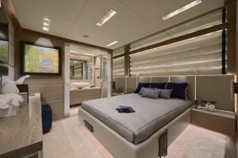 RP120 (New Boat Spec)  28 Port VIP Stateroom