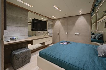 RP120 (New Boat Spec)  32 Stbd VIP Stateroom