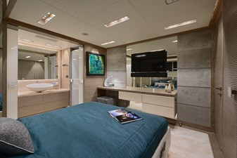 RP120 (New Boat Spec)  33 Stbd VIP Stateroom