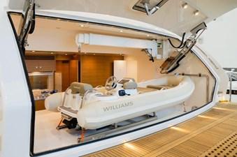 RP120 (New Boat Spec)  58 Tender Garage