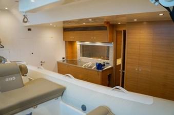RP120 (New Boat Spec)  59 Tender Garage