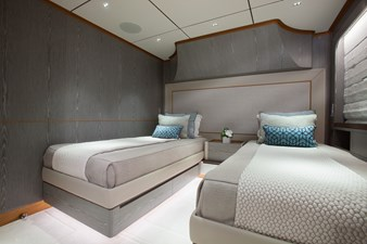 Twin Stateroom #2