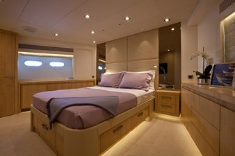 Bow VIP Stateroom