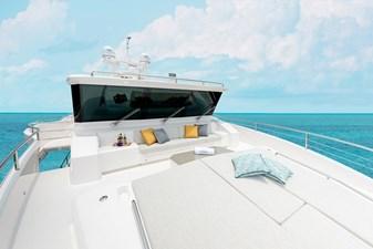 FD80 Skyline (New Boat Spec ) 2 Bow Deck