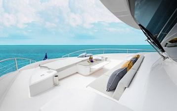 FD80 Skyline (New Boat Spec ) 5 Bow Deck