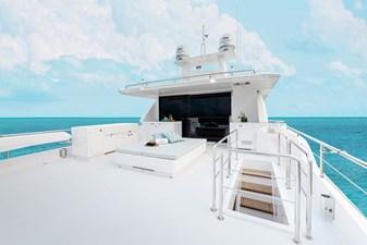 FD80 Skyline (New Boat Spec ) 6 Bow Deck