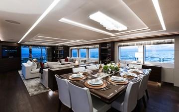 Altavita 14 15. Main Deck Dining