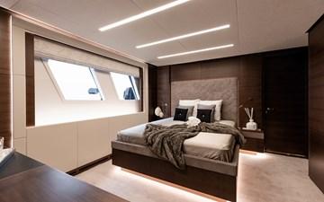 Altavita 25 26. Guest Cabin