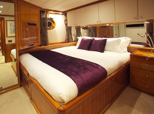 GUEST CABIN DOUBLE CONFIG CHERRY