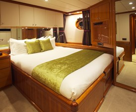 GUEST CABIN DOUBLE CONFIG EMERALD