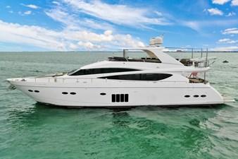 Princess 85 4 Princess 85 2009 PRINCESS YACHTS  Motor Yacht Yacht MLS #269046 4