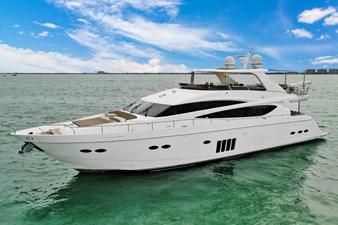 Princess 85 5 Princess 85 2009 PRINCESS YACHTS  Motor Yacht Yacht MLS #269046 5