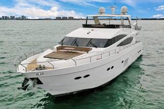 Princess 85 6 Princess 85 2009 PRINCESS YACHTS  Motor Yacht Yacht MLS #269046 6