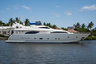 Tomorrow We Ride 1 Starboard Profile