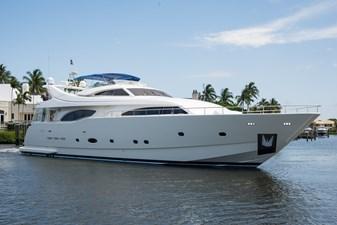 Tomorrow We Ride 2 Starboard Profile
