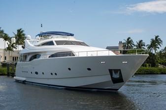 Tomorrow We Ride 4 Forward Starboard Profile