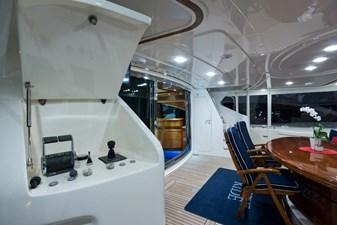 Tomorrow We Ride 15 Aft Deck/Docking Station
