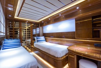 Tomorrow We Ride 96 Starboard Guest Stateroom