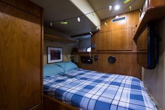 Tomorrow We Ride 115 Captain's Cabin