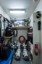 Tomorrow We Ride 118 Mechanical Room